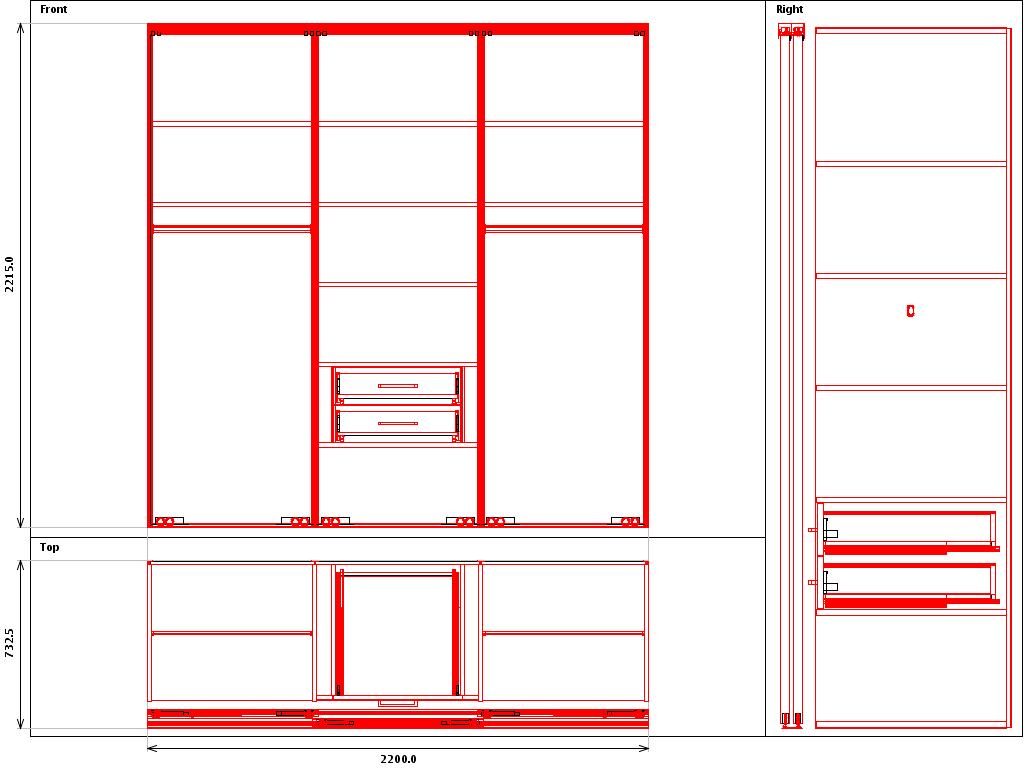 Catalogus / Loftdeuren / Loftdeuren - interieur met deuren