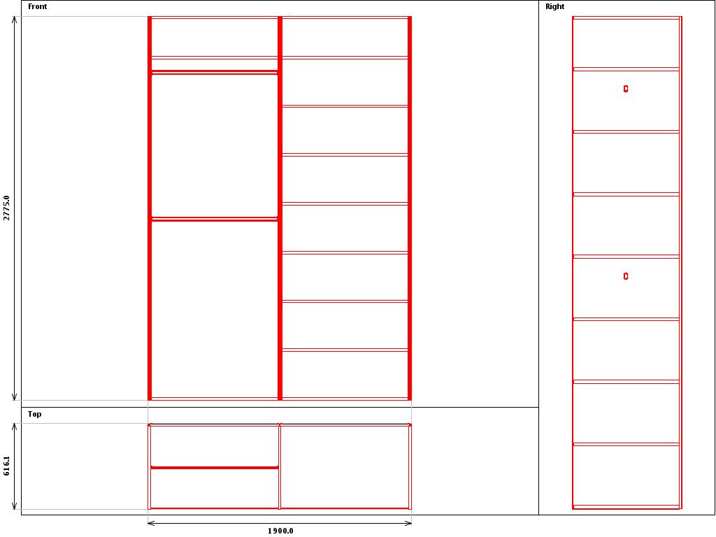 Catalogus / Stalen deuren / Stalen deuren - interieur